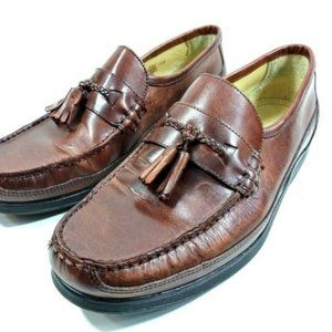 Florsheim 12 D Tassel Loafer K18599 Slip on Shoes